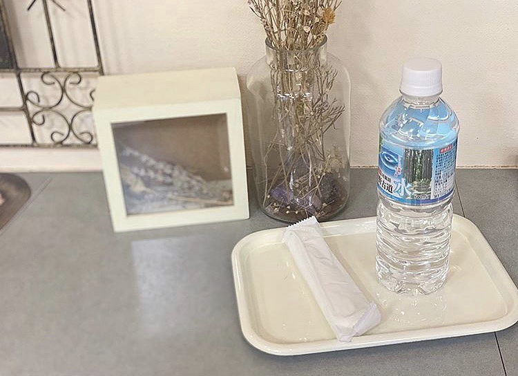 水分補給でウイルス対策