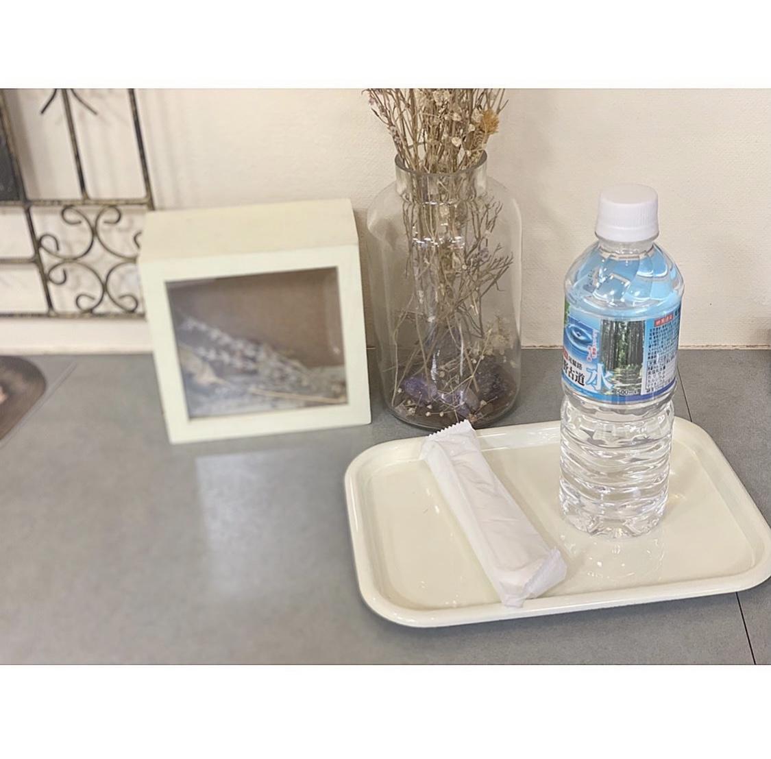 【コロナ対策】水分補給
